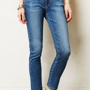 AG Jeans The stevie Ankle size 24R light wash